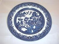 Churchill China - Blue Willow - Dinner Plate