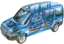 ➽ FIAT DOBLO 'MANUALE DI RIPARAZIONE CD-mod.2000 > 2010 FIAT DOBLO >