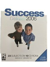 Elementary School Success Deluxe 2006 23 Subjects By Topics
