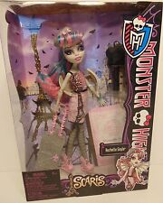 """Monster High Rochelle Goyle """"Scaris"""" Rochelle Goyle Doll and Accessories New"""