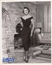 Dorothy Malone sexy costume test VINTAGE Photo Battle Cry candid