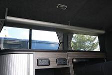 Campervan or Motorhome Furniture Shelf Profile -1500mm - Anodised Aluminium