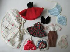 8 In American Character Betsy Mccall Doll Clothes-Cape,Romper,Chemi se,On Ice 9Pc