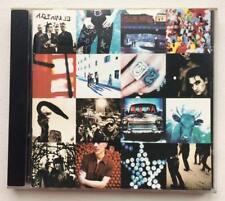 U2 Achtung Baby CD Album 1991 record rock PINK tone print DISC Canadian CANADA
