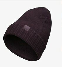Nike Brown  Beanie Hat Unisex Adults