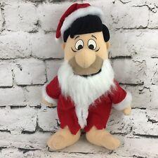 Fred Flinstone Santa Clause Christmas Plush Stuffed Cartoon Charactr Toy Factory