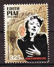 HUNGARY - 2015. Edith Piaf - MNH