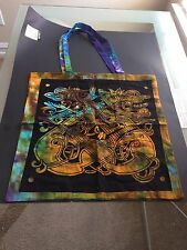 Celtic Dragon Tote Bag Witchcraft Wiccan Wicca Supplies