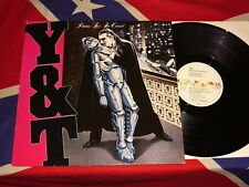 Y&T - down for the count   LP 1985