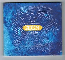 MARC BURONFOSSE - ÆGN - CD 12 TITRES - 2016 - NEUF NEW NEU