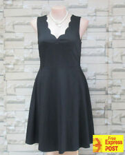 City Chic Polyester Little Black Dresses for Women