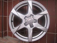 Original Audi A4 8K B8 17 Zoll Alufelge 7,5x17 ET45 Felge.8K0601025 K,1 Stück