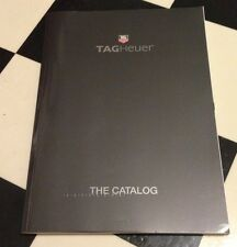 Tag Heuer Catalog From Japan & Price List Swiss Watch 2001Collection Not Sold