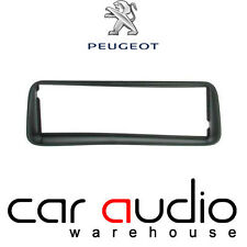 Peugeot 206 1998-2001 Single Din Car Stereo Radio Facia Fascia Panel CT24PE02