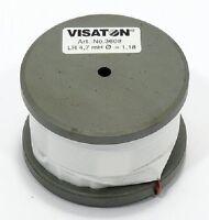 Visaton LR-Spule Ferritspule LR 4,7 mH  1,18 mm