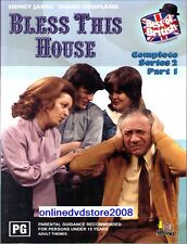BLESS THIS HOUSE (Complete Series 2 Part 1) Sidney JAMES British Comedy DVD NEW