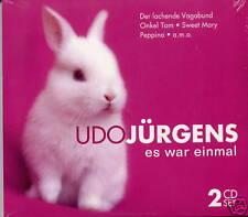 UDO JÜRGENS - ES WAR EINMAL (2 CDs) NEU + OVP