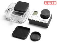 Linsen Schutz für GoPro Go Pro HD HERO 3+ Zubehör Lens Cap Protector Abdeckung