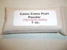 1 oz. Camu Camu Fruit Powder (Myrciaria dubia)