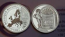 2,5 euro 2019 BELGIO Belgique Belgica België Belgium Belgien 400 Manneken Pis