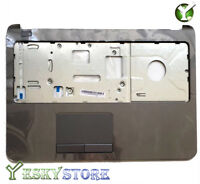 NEW 760961-001 Hp 15-G Palmrest Touchpad Top Cover upper case  Grey Color