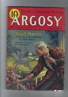 ARGOSY PULP MAGAZINE JUNE 3RD 1933