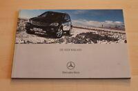 79614) Mercedes M-Klasse Prospekt 03/2005