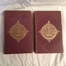 Martin F Tupper - Stephan Langton - 1st 1858, 2 vols, original cloth, Robin Hood