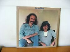 """DAVID CROSBY & GRAHAM NASH """"Whistling Down The Wire"""" original SEALED LP ABCD-956"""