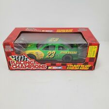 1996 Racing Champions 1:24 JOHN DEERE Chad Little Stock Car #23