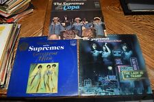 The Supremes At The Copa, Rodgers & Hart, Greatest - Vinyl 33RPM LP Album Record