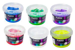PLASTEX - Siebdruck Plastisolfarbe 250g - 2,5kg Siebdruckfarbe alle Farben