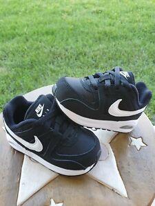 Nike Air Max Command Black/White BRAND NEW Toddler 6C