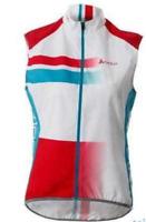 Odlo Vest Soulour White/Pink Full Zip  Ladies Size UK 14 (L) *REF107