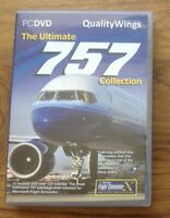 The Ultimate 757 Collection Expansion Add-On Flight Simulator X. Free UK P&P