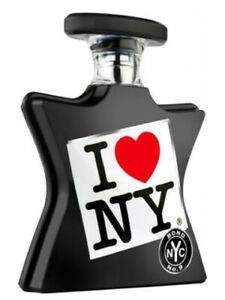 Bond No. 9 I Love NY New York For All Eau De Parfum 100ml New In Box Rare