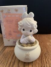 """Precious Moments """"You're the End of my Rainbow"""" 1994 Symbol of Membership C0014"""