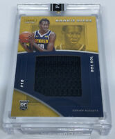 BOL BOL 2019-20 Panini Instant Rookie Kicks RC Nike Shoe Patch #11/18 NUGGETS