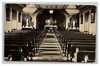 Vintage Early 1900's Postcard Catholic Church Cedar Rapids Nebraska UNPOSTED