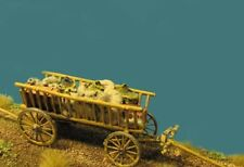 Germania Figuren 1/72 Peasant Wagon Loaded With Sacks And Baskets #72-Z003