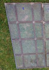 Copper Light  Window Glass Panels - #1