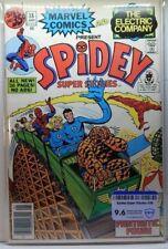 MARVEL COMICS SPIDEY SUPER STORIES #38 - 1979  CBCS RAW GRADE 9.6 TOP LOADER