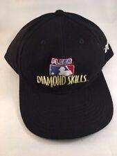 Fleer Diamond Skills MLB Major League Baseball Reebok Cap Hat Adjustable New