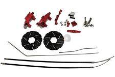 Rovan Baja Cable Brake Set - Front - Red KM Rovan HPI Baja Buggy 5B 5T 5SC