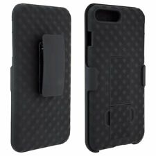 Verizon OEM Shell Holster Combo Case w/ Clip For iPhone 8 & iPhone 7