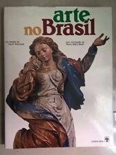 ARTE NO BRASIL OSCAR NIEMEYER BARDI ED. LIVROS ABRIL 1982