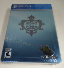 Song of the Deep Collector's Edition (Sony PS4 PlayStation 4, 2016) *Brand New*