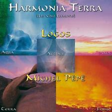 Harmonia Terra Michel Pepe Logos MP Productions CD 01/01/2006