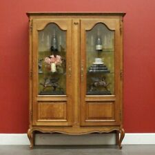 Oak Bookcases Original Antique Cabinets & Cupboards