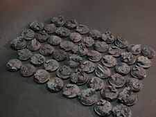 32 mm Urban  Rubble Bases lot of 50 New Space Marine Size